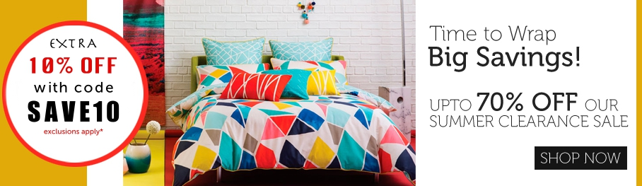 Kas Quilt Covers