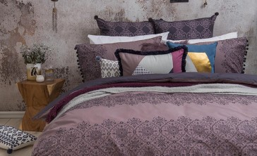 Bohemia Quilt Cover Set by Bambury