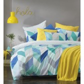Dakota Quilt Cover Set by Bianca