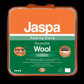 Wool Reversible Underlay by Jaspa