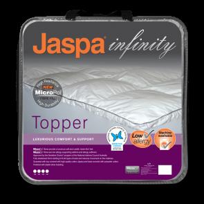 MicroPol Mattress Topper King Single by Jaspa Infinity