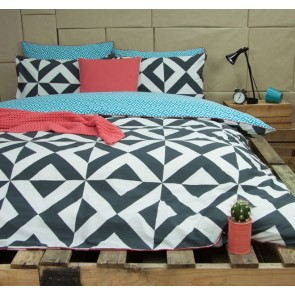 Nyallo Quilt Cover Set by Ardor