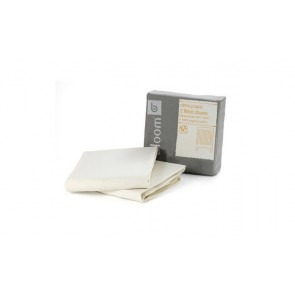 Alma Papa Natural Wheat Fitted Sheet by Bloom