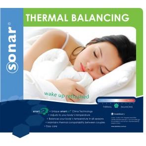Sonar Thermal Balancing Quilt by Bambury