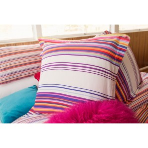 Skyla Quilt Cover Set by Bambury
