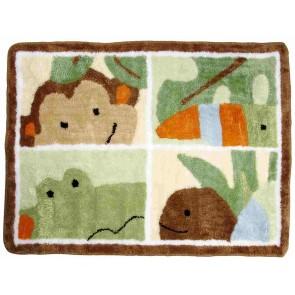 Papagayo Rug by Lambs & Ivy