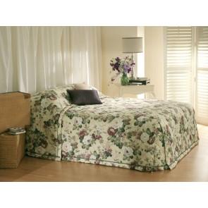 English Garden Queen Bedspread Set by Bianca