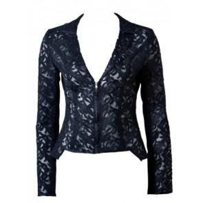 Lola Black Jacket by Elle Zeitoune