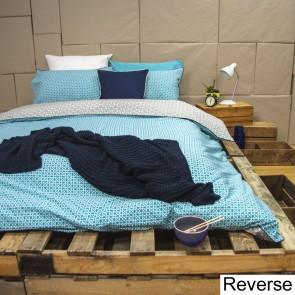Perri Quilt Cover Set by Ardor