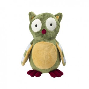 Enchanted Forest Plush Owl by Lambs N Ivy
