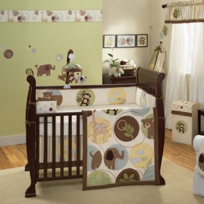 Habitat Baby Bedding Set by Lambs & Ivy
