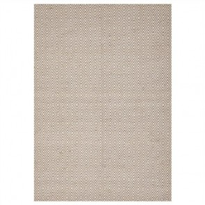 Modern Double Sided Flat Weave Diamond Design Cotton Rug by Unitex
