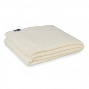 Natural Alpaca Blanket by St Albans