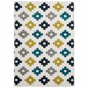 Pixel Egyptian Made Indoor/Outdoor Rug by Unitex