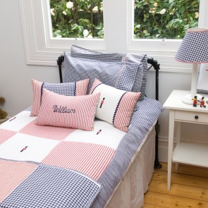 Grand Old DukeKids Bedding by Lullaby Linen