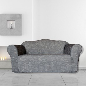 2 Seater Print Sofa Cover by Sure Fit