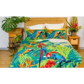 Tropica Quilt Cover Set by Retro Home