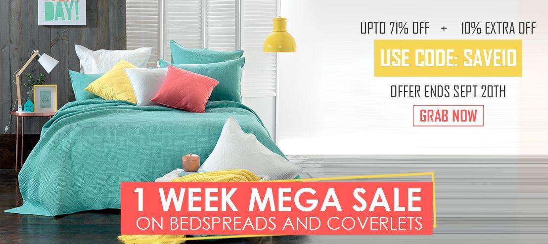 Bedspreads Sale