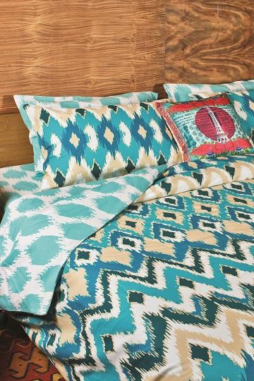 Elan Linen Quilt Cover