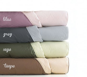 Cotton Rich Queen Reversible Sheet Sets by Ardor