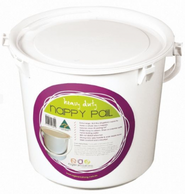 Nappy Pail by Roger Armstrong