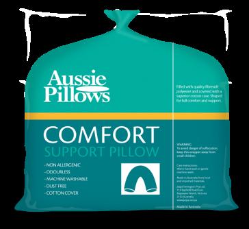 Comfort Aussie Pillow by Jaspa