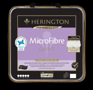 MicroFibre King Quilt by Herington