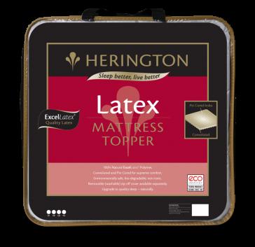 Latex Queen Matterss Topper by Herington