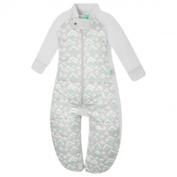 Grey Mountains Sleep Suit Bag (2.5 tog) by ergoPouch