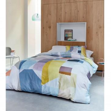 Papercut Pastel Cotton Sateen Quilt Cover Set by Bedding House