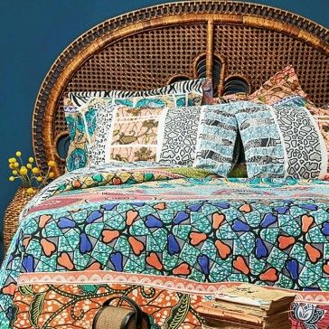 Desigual Living Wild Quilt Cover set by Bambury
