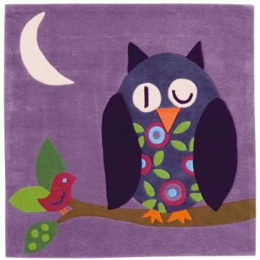 Arte Espina Owl Kids Rug