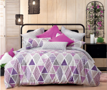 Lexi Quilt Cover set by Bianca