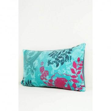 Paisley Bloom Breakfast Cushion