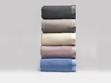 Wool Single Blanket by Bianca