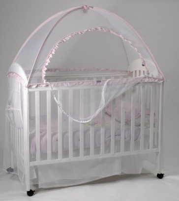Porta Cot Canopy Net by Amani bebe