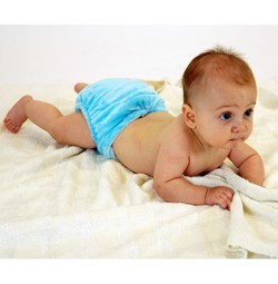 Adjustable Toweling Nappy by Babyhood