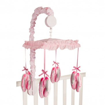 Ballerina Princess Cot Mobile by Amani Bebe