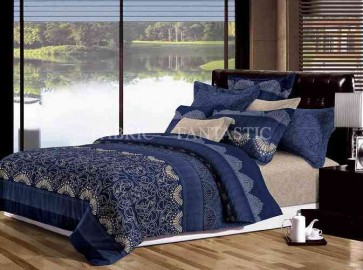 Ascott Tree Quilt Cover Set by Fabric Fantastic