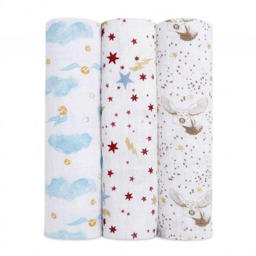 "47"" classic swaddle set 3-pack"