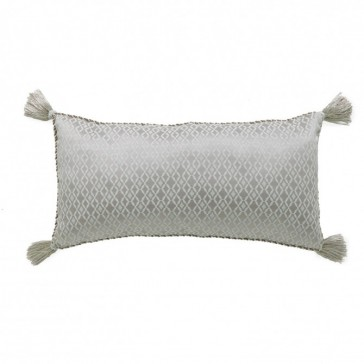 Balerno Taupe Oblong Cushion by Bianca