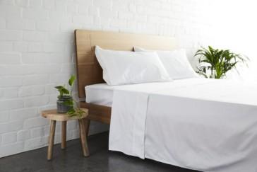 Bamboo Cotton White