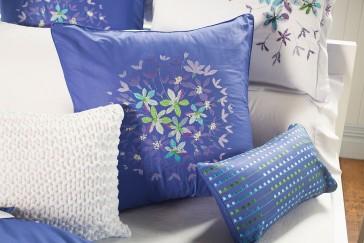 Lauren European Pillowcase by Bambury