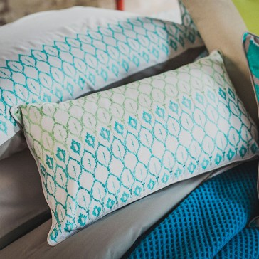 Santiago Oblong Cushion by Bambury