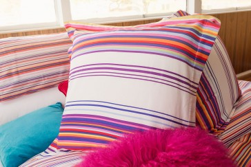 Skyla European Pillowcase by Bambury