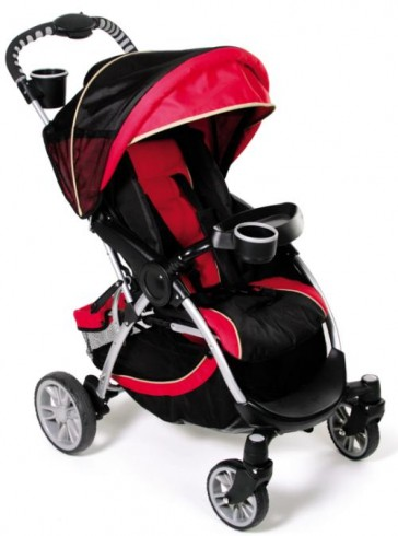 Elyse Compact Stroller by Roger Armstrong