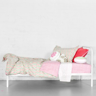 Bloom Single Quilt Cover Set by Scout
