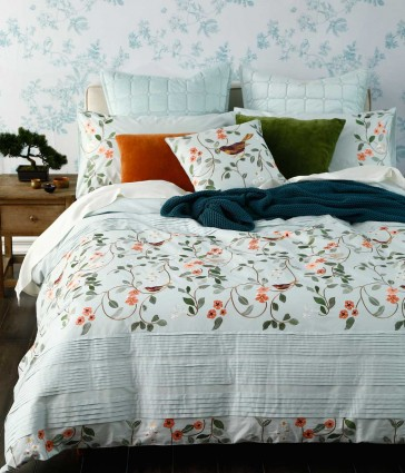 Bloomsbury Quilt Cover Set by MM linen