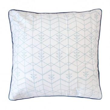 Flinders European Pillowcase by Bambury