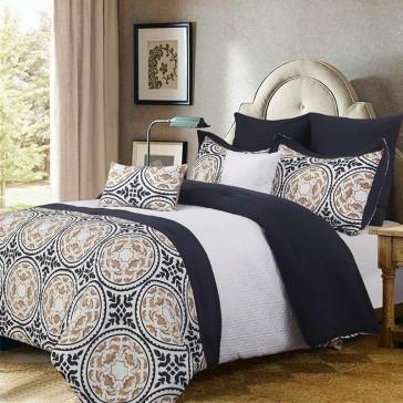 Camilla Comforter Set (7pc) by Bambury